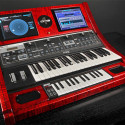You Can Win This OMG-1 Synthesizer Featuring A Moog Little Phatty, Dual iPads And Even A Mac Mini