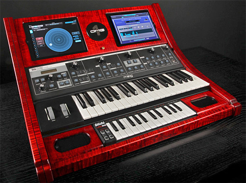 OMG-1 Synthesizer (Image courtesy Spectrasonics)