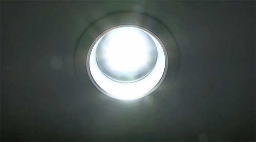 Panasonic One-Core LED Bulbs (Image courtesy DigInfo TV)