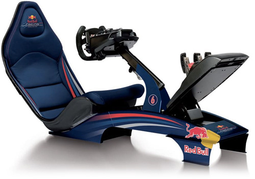 Playseat F1 Red Bull Racing (Image courtesy Playseat)