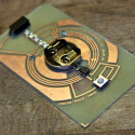 Persistence Of Vision Business Card Will Ensure No One Ever Contacts You
