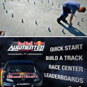 Red Bull Augmented Racing App Lets You Design Your Own Track By Laying Out Red Bull Cans