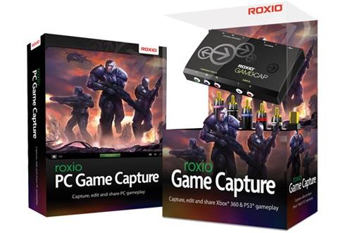 Roxio Game Capture (Image courtesy Roxio)