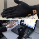 Fingual Glove Can Convert Sign Language And Gestures Into Text