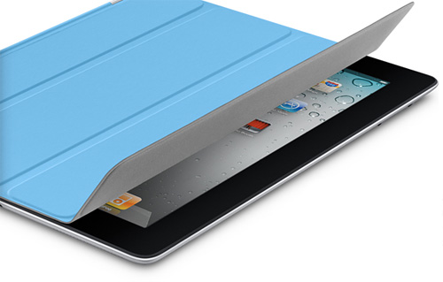 Apple Smart Cover (Image courtesy Apple)