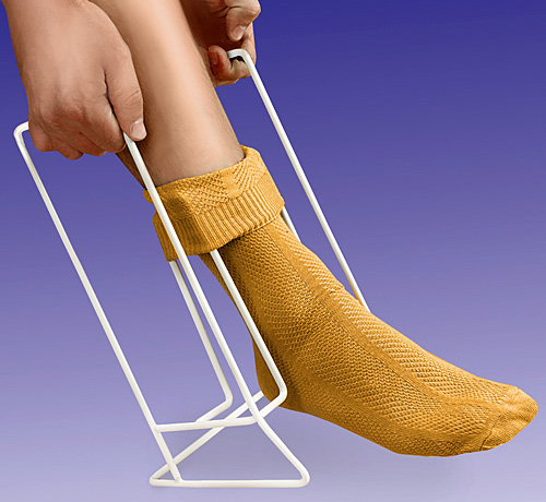 Easy Pull Hosiery Aid (Image courtesy Taylor Gifts)