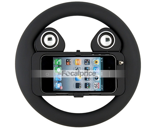 iPhone 4 Steering Wheel (Image courtesy Focalprice.com)