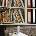 Stekkerboek Concept Hides Unused Power Bars On Your Bookshelf