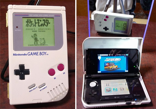 Game Boy 3DS Case (Images courtesy 'goteking')