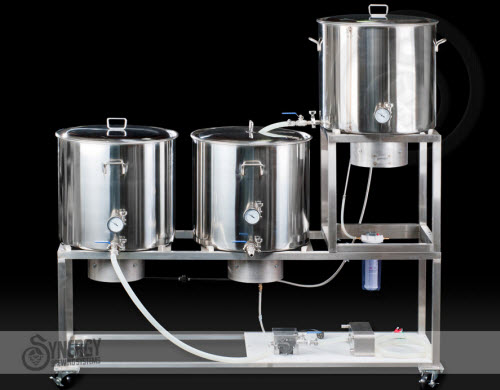 Livening Up Breakfast With This At Home Beer Brewing