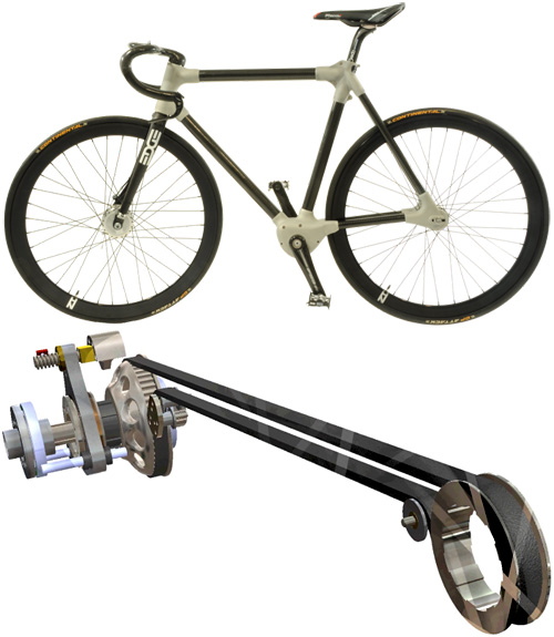 ALPHA Bike (Images courtesy University of Pennsylvania)