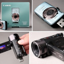 More Miniature Canon Digital Camera Flash Drives