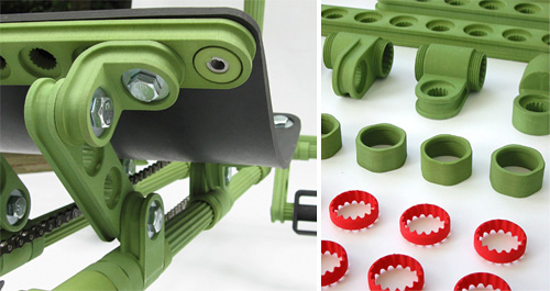 Construction Toy Concept (Images courtesy Wouter Scheublin)