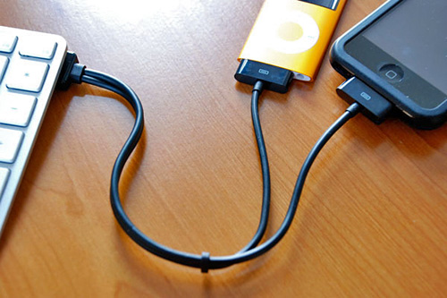 duaLink Sync Cable (Image courtesy CableJive)