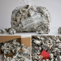 Financial Padding Is A Blingier Alternative To Foam Packing Peanuts