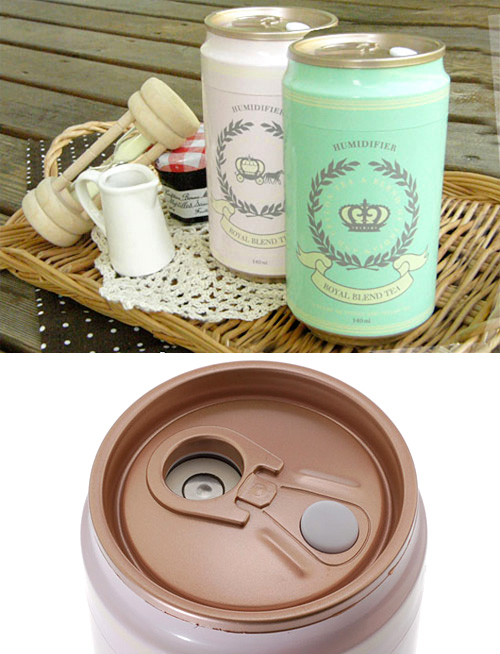 Humidifier in a Can (Images courtesy Rakuten)