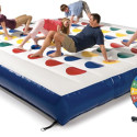 Inflatable Outdoor Color Dot Game Keeps Hasbro's Lawyers At A Safe Distance