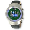 LED Binary Watch Confuses Non-Geeks