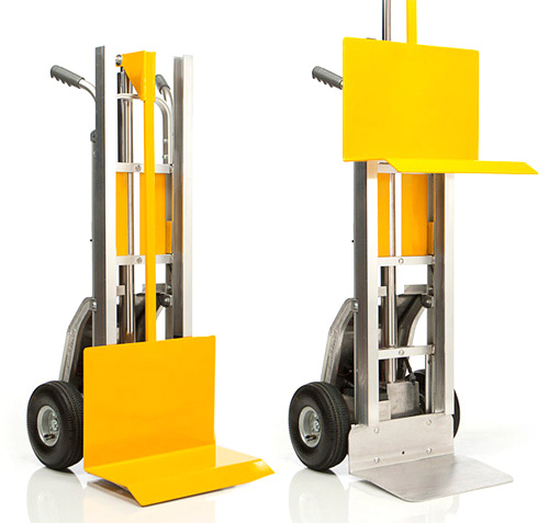 Lift'n Buddy Electric Hand Cart (Images courtesy Ergologistics)