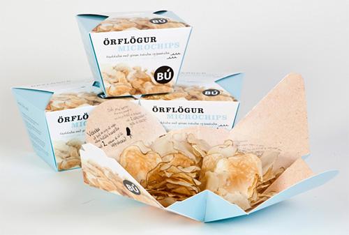 Örflögur Microchips (Image courtesy Björg í bú)
