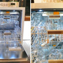 Miele's Futura Diamond Dishwasher Features A Beer Glass Chilling Cycle