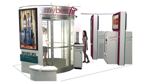 mybestfit Full Body Scanner (Image courtesy Unique Solutions Design)