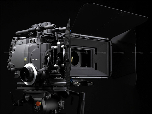 Sony CineAlta F65 (Image courtesy Akihabara News)