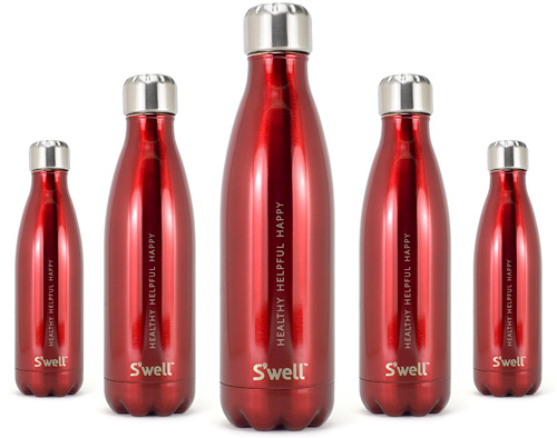 S'well Insulated Stainless Steel Bottle (Image property OhGizmo!)