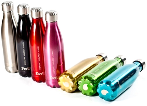 S'well Stainless Steel Bottles (Image courtesy S'well)