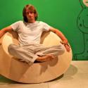 Jaanus Osugaar's Accelerator Spinning Chair