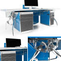 Bugatti Grand Prix Inspired Desk Is An Easy Way To Blow A Quarter Million