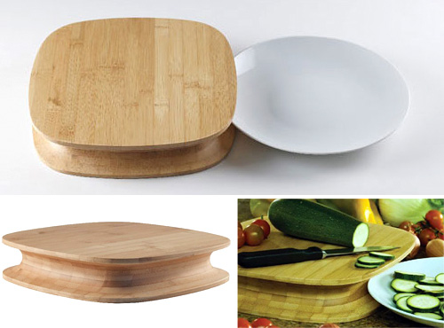 Alessi Chop Cutting Board (Images courtesy Alessi)
