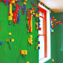 LEGO Duplo Plate Covered Walls Is Pure Genius!