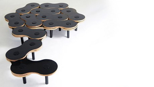 Elos Table (Image courtesy Designspotter)