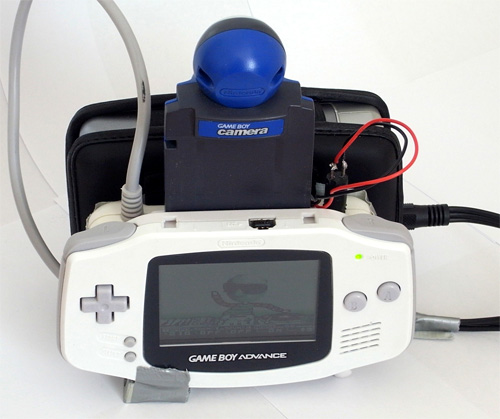 Game Boy Camera Camcorder (Image courtesy kraettz)