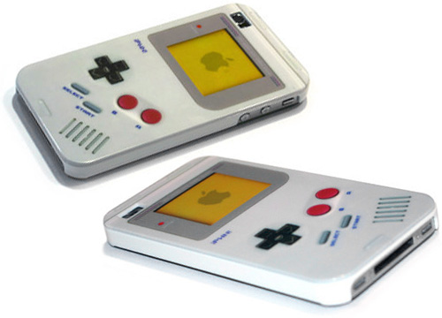 iPWN! iPhone 4 Game Boy Case (Images courtesy iPWN!)
