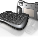 itablet Bluetooth Thumb Keyboard Sports A Rear-Facing Touchpad