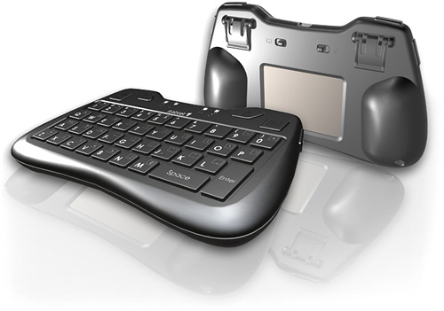 itablet Thumb Keyboard (Image courtesy AHX Global)