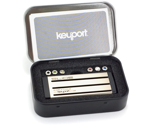 Keyport Slide (Image property OhGizmo!)