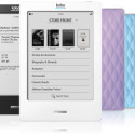 Kobo Introduces Their New eReader Touch