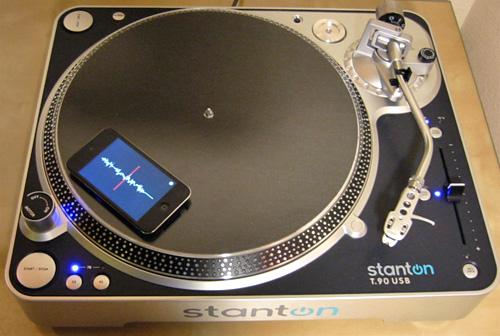 Mopho DJ (Image courtesy Nicholas J. Bryan)