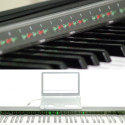 PianoMaestro Teaching Aid Works On Any Piano