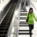 Piano Stairs Put Subway Buskers Out Of Business
