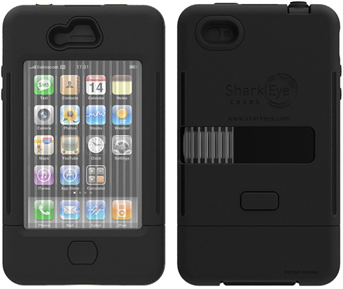 SharkEye Rugged iPhone Case (Images courtesy SharkEye)