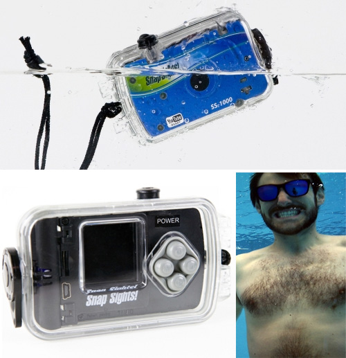 Underwater Digi Cam (Images courtesy Photojojo)