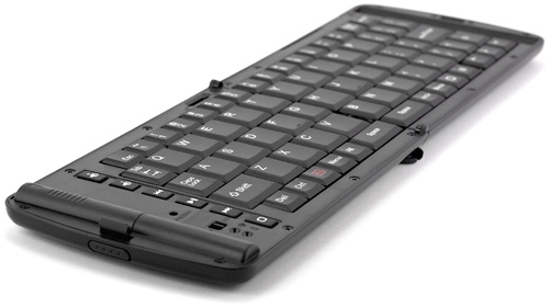 Verbatim Wireless Bluetooth Mobile Keyboard (Image property OhGizmo!)