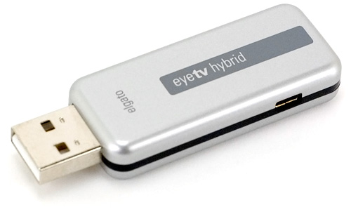 EyeTV Hybrid TV Tuner (Image property OhGizmo!)