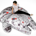 Custom-Made Millennium Falcon Bean Bag Chair Will Never End Up In A Galaxy, Or Living Room, Near You