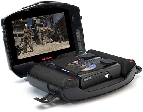 G155 Mobile Gaming Environment (Image courtesy Firebox)