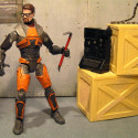 NECA To Produce A Line Of Valve Toys And Collectibles